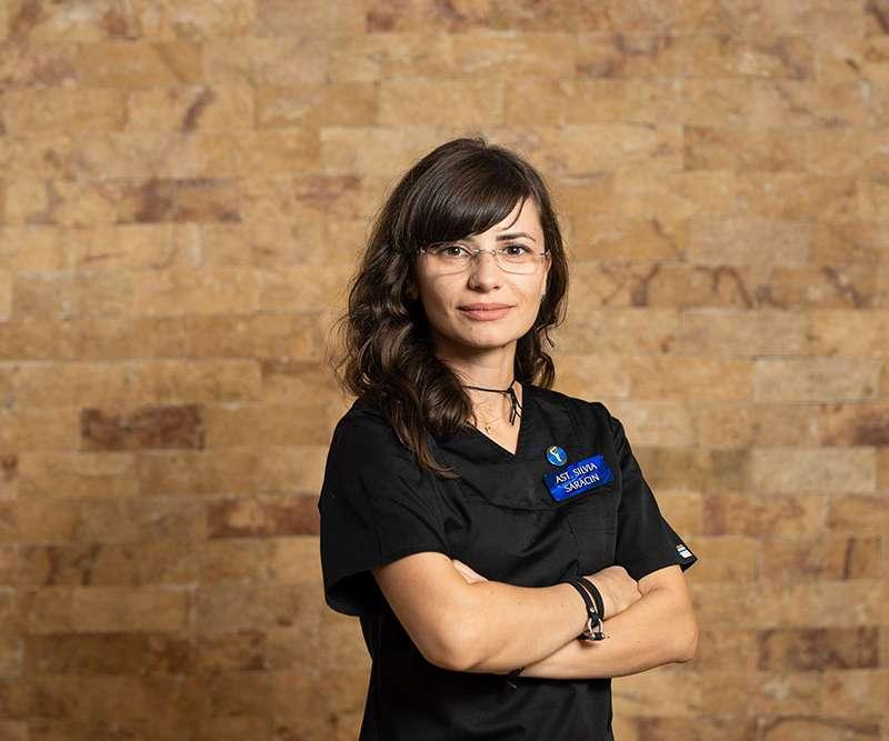 Silvia Saracin