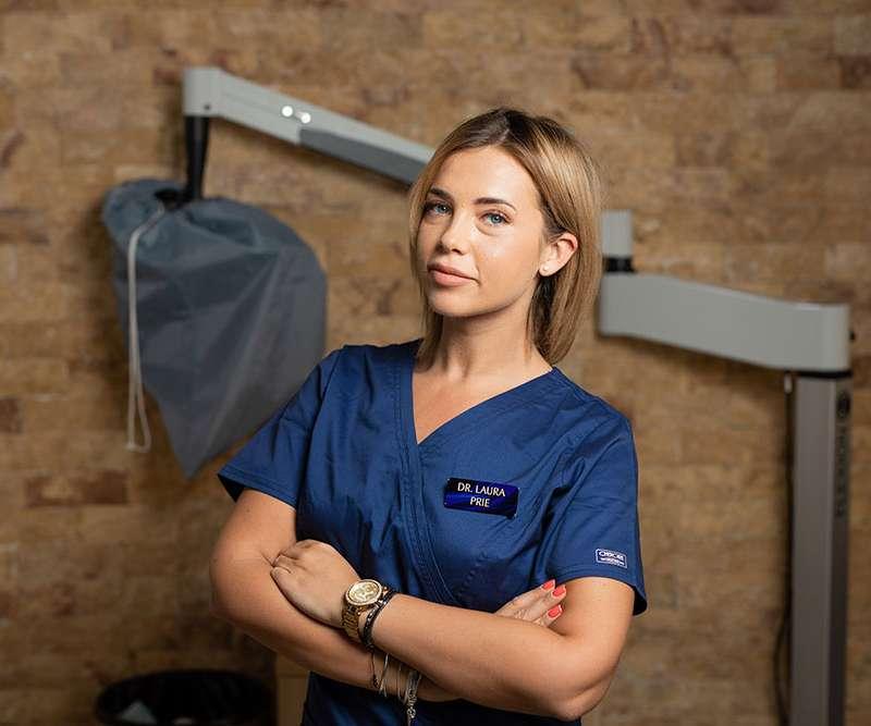 Dr Laura Prie
